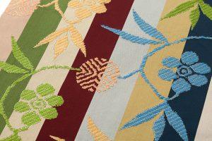 龍村平蔵製 袋帯「笹つる間道」のサブ2画像