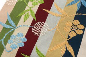 龍村平蔵製 袋帯「笹つる間道」のサブ3画像