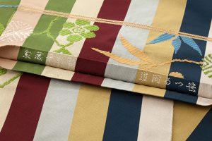 龍村平蔵製 袋帯「笹つる間道」のサブ5画像
