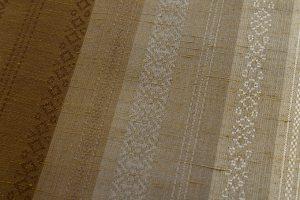 千年工房製 博多織黒田紬のサブ4画像