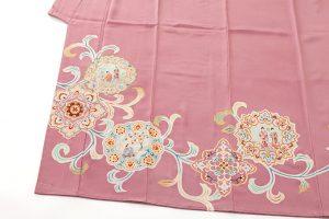 染繍工芸大羊居製 色留袖のサブ1画像