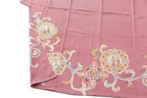 染繍工芸大洋居製 色留袖のサブ2画像