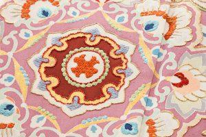 染繍工芸大羊居製 色留袖のサブ3画像