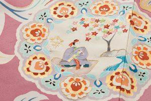 染繍工芸大洋居製 色留袖のサブ5画像