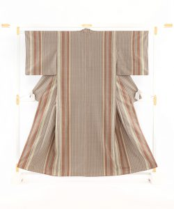 林郁作 紬着物のメイン画像
