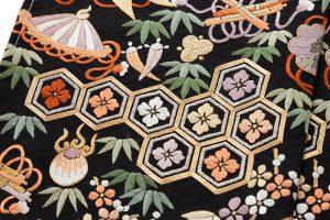 総刺繍 振袖地のサブ6画像