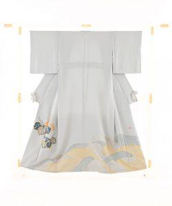 五代田畑喜八作 色留袖のメイン画像