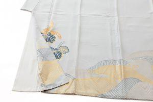 五代田畑喜八作 色留袖のサブ2画像