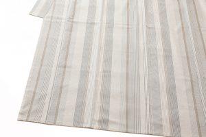 築城則子作 小倉織絹着物のサブ2画像