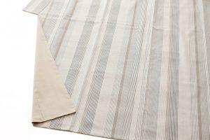 築城則子作 小倉織絹着物のサブ3画像