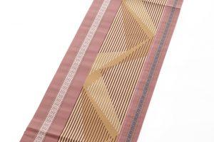 人間国宝 小川規三郎作 献上博多織八寸帯のサブ1画像