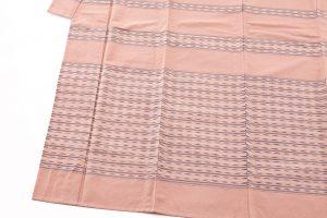 綿織 単衣訪問着(作者不明)のサブ2画像