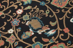 川島織物製 本金箔袋帯のサブ3画像
