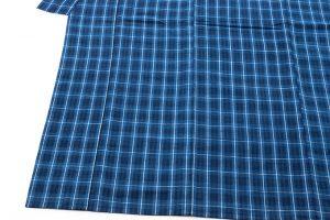 芝崎重一作 単衣綿着物のサブ2画像