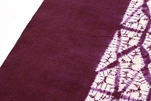 紫根染 綿名古屋帯地のサブ3画像