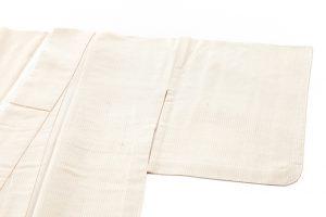 人間国宝 佐々木苑子作 単衣紬付下げのサブ1画像