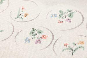 工芸きもの野口製 絽小紋のサブ2画像
