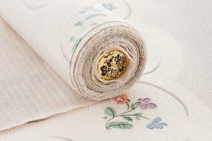 工芸きもの野口製 絽小紋のサブ4画像