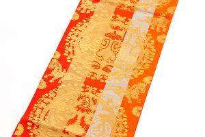 龍村平蔵製 袋帯「円文百虎間道」のサブ1画像