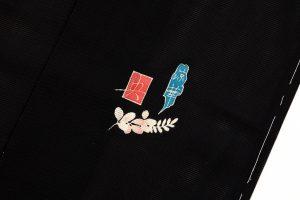 西村央作 本加賀友禅絽留袖のサブ6画像