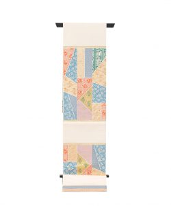 龍村平蔵製 袋帯「上杉裂」のメイン画像