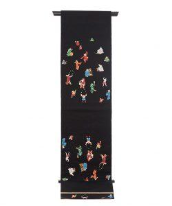 龍村平蔵製 袋帯「弾弓胡舞文」のメイン画像
