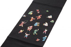 龍村平蔵製 袋帯「弾弓胡舞文」のサブ1画像