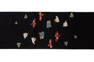 龍村平蔵製 袋帯「弾弓胡舞文」のサブ4画像