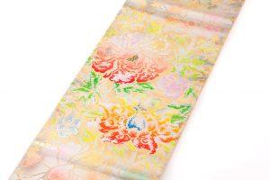 龍村平蔵製 袋帯「松嶋牡丹錦」のサブ1画像