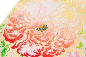 龍村平蔵製 袋帯「松嶋牡丹錦」のサブ3画像