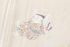 二代目由水十久作 本加賀友禅訪問着「優花」のサブ4画像