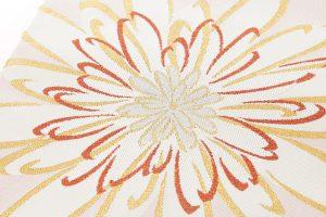 細見華岳作 森口華弘意匠綴れ袋帯のサブ2画像