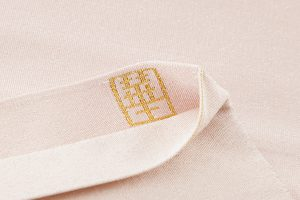 細見華岳作 森口華弘意匠綴れ袋帯のサブ4画像