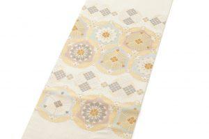 川島織物製 ロイヤルシルク本金箔袋帯のサブ1画像