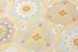 川島織物製 ロイヤルシルク本金箔袋帯のサブ2画像