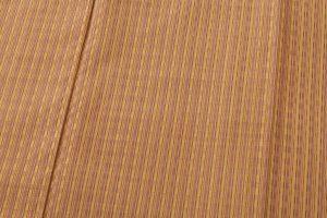 山下八百子作 黄八丈着物のサブ3画像