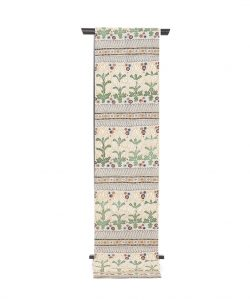 洛風林製 名古屋帯(京袋帯)のメイン画像