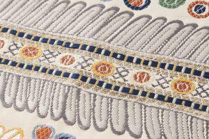 洛風林製 名古屋帯(京袋帯)のサブ3画像