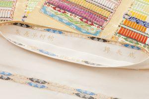 龍村平蔵製 袋帯「威毛錦」のサブ5画像