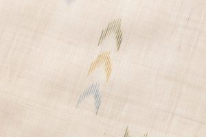 中島三枝子作 宮古上布 着尺のサブ1画像