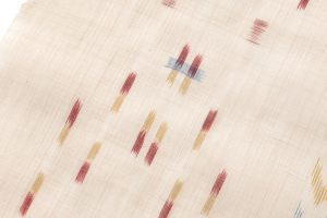 中島三枝子作 宮古上布 着尺のサブ2画像