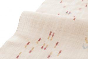 中島三枝子作 宮古上布 着尺のサブ3画像