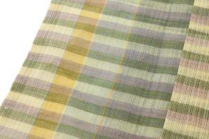 中島三枝子作 宮古上布着物のサブ3画像