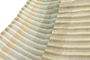 中島三枝子作 宮古上布着物のサブ5画像