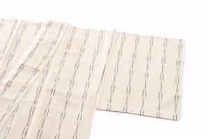 青戸柚美江作 単衣綿着物のサブ1画像