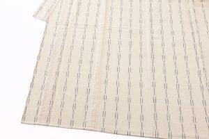 青戸柚美江作 単衣綿着物のサブ2画像