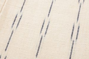 青戸柚美江作 単衣綿着物のサブ3画像