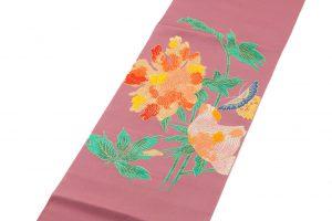 龍村平蔵製 袋帯「九谷牡丹文」のサブ1画像