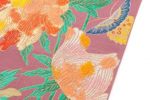 龍村平蔵製 袋帯「九谷牡丹文」のサブ3画像