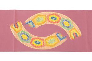 龍村平蔵製 袋帯「九谷牡丹文」のサブ4画像